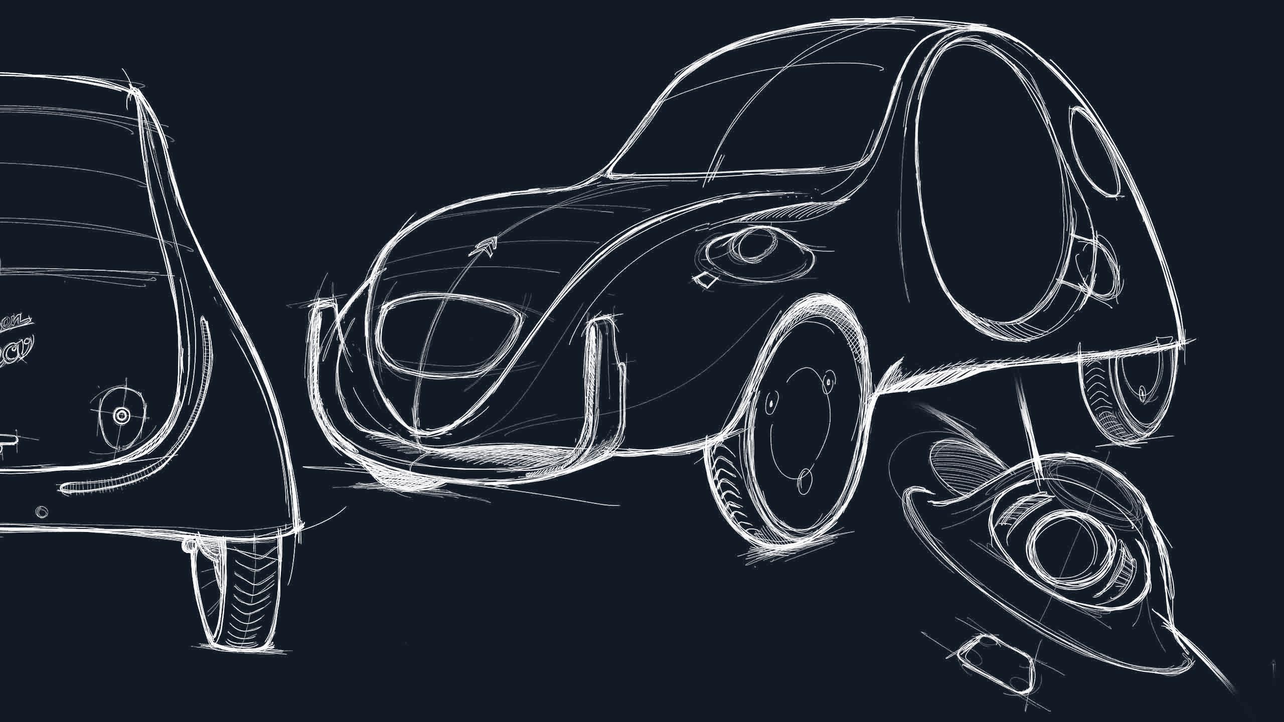 Citroen eCV sketch large