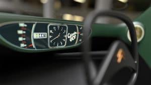 Citroen eCV Taxi details