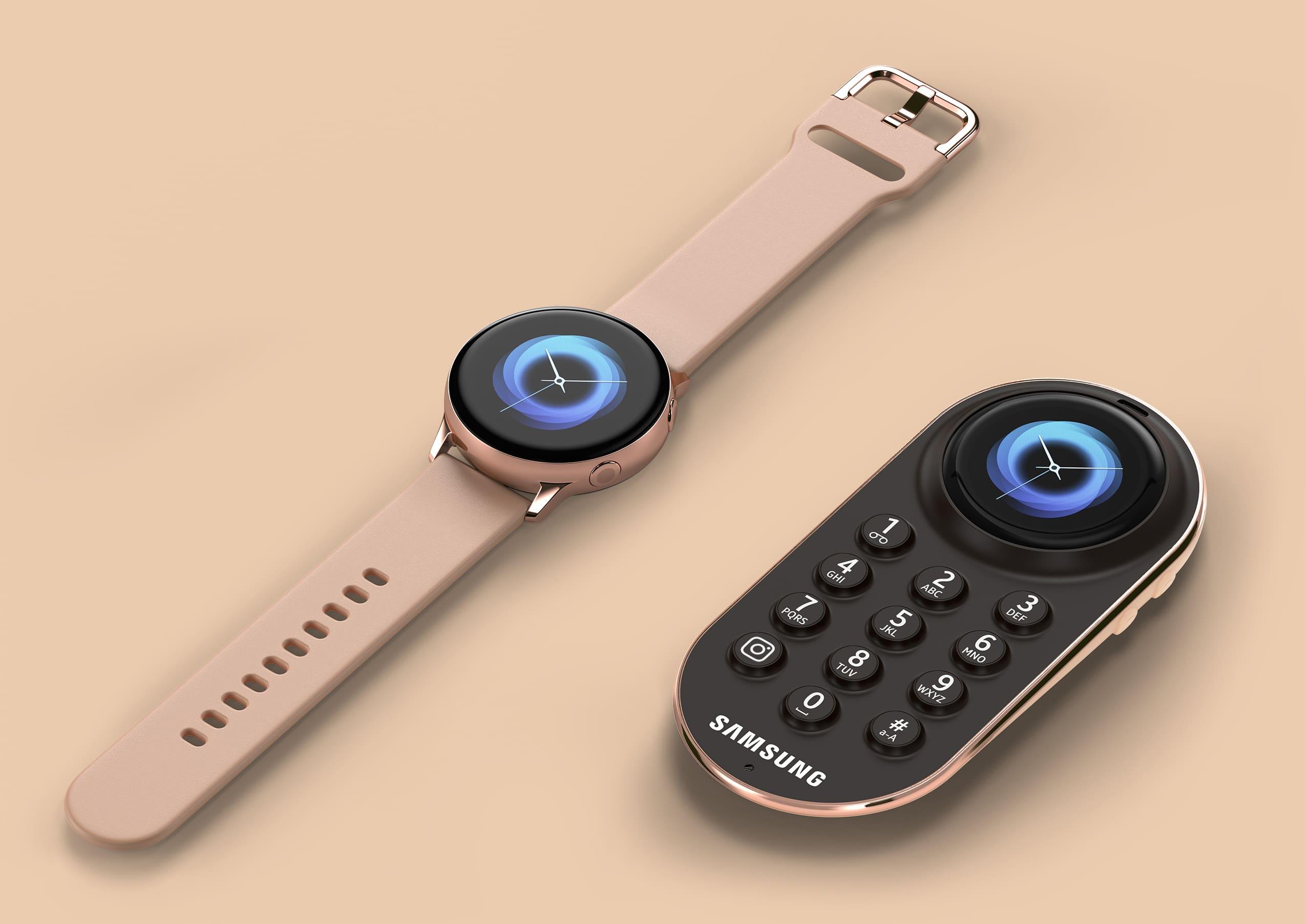 Samsung Galaxy Watch Phone
