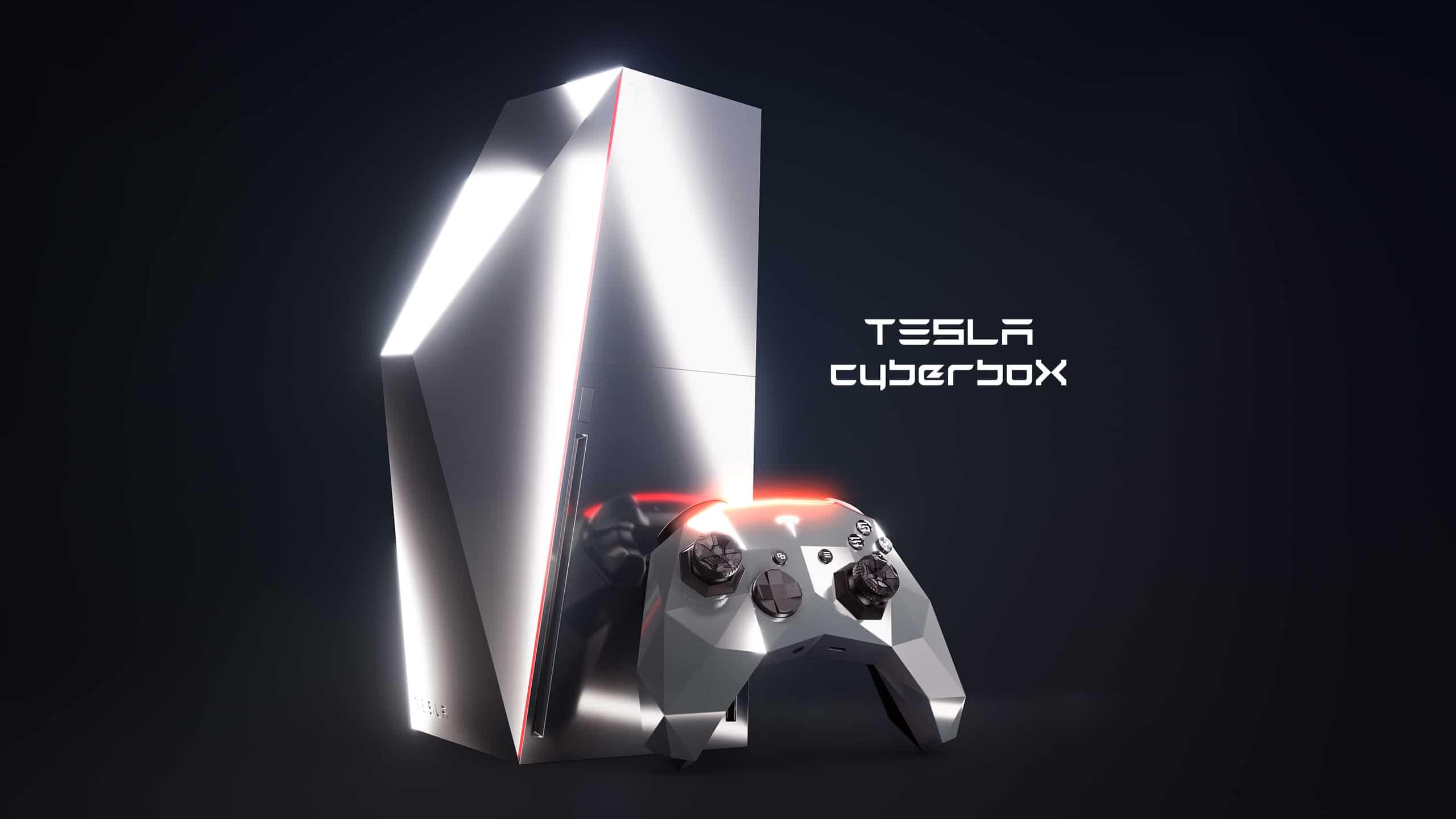 Tesla cyberboX